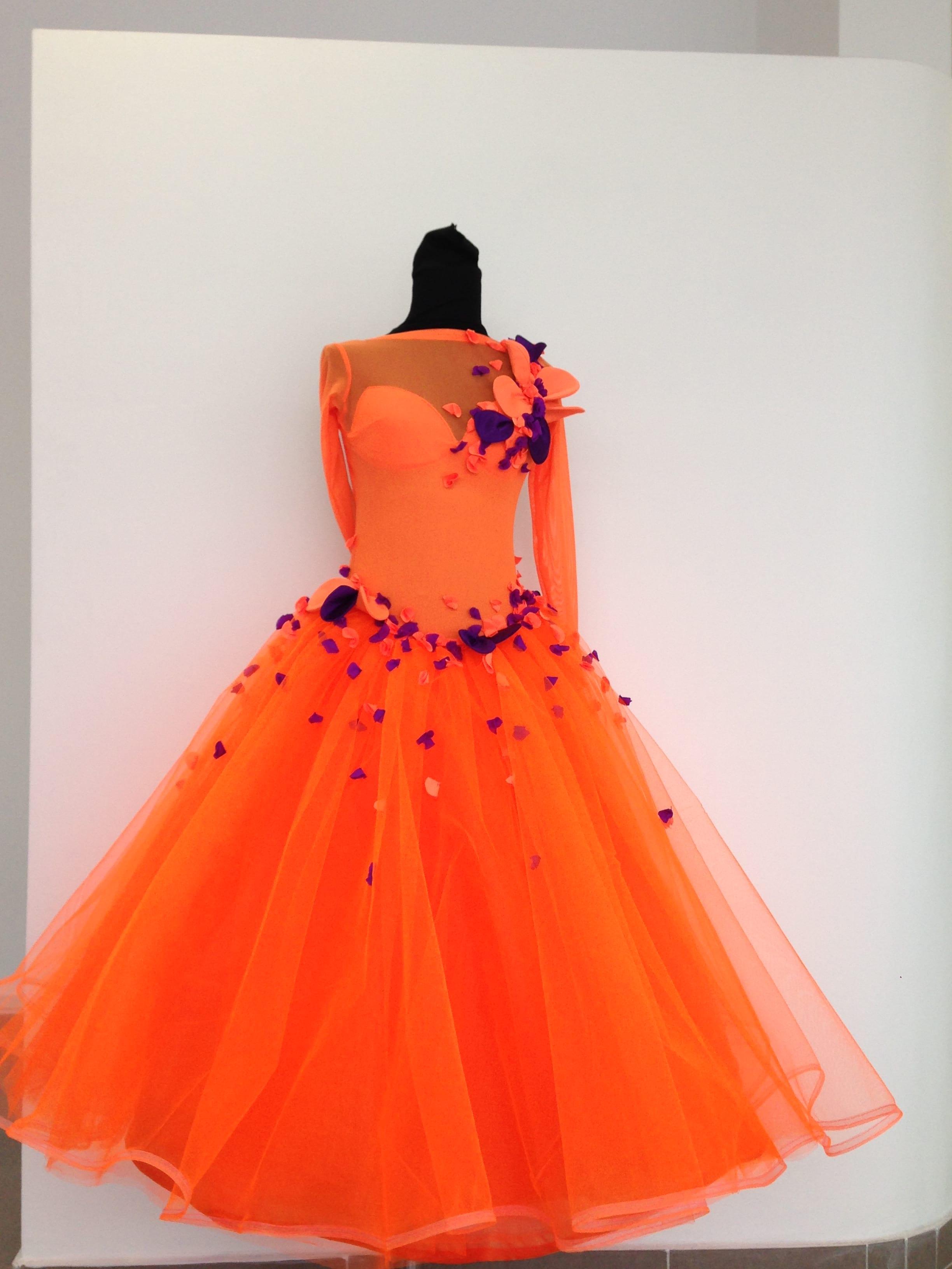 e85fe3d02 Leslie Ballroom dress Junior I | VSV Design