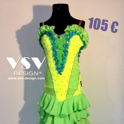 VEGA Ballroom Junior dress