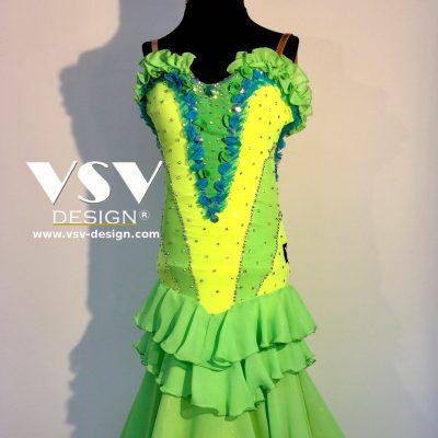 Vega Ballroom dress