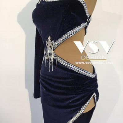 Lyanna Latin dress