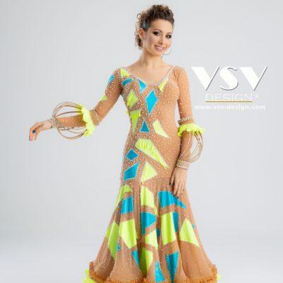 TRIXIE Ballroom/Smooth dress