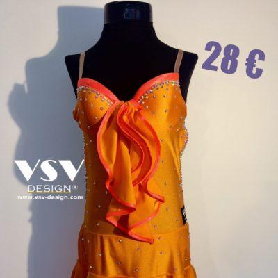 KARA Latin Junior dress