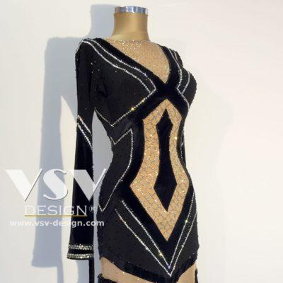 NICOLE Ballroom dress