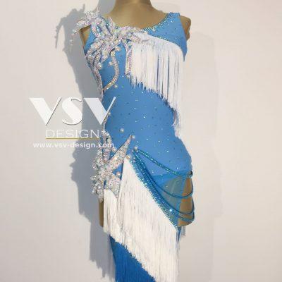 Aurelia Latin dress