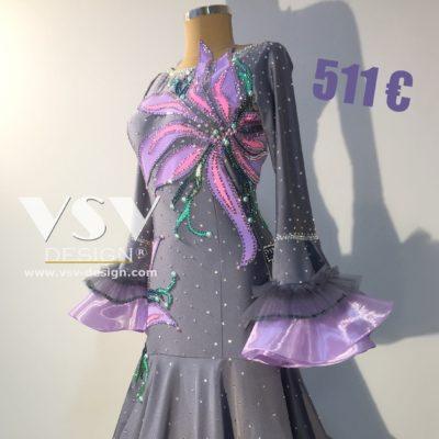 CAMELIA Ballroom dress