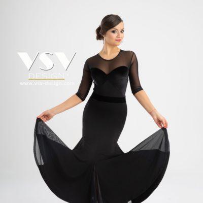 Ballroom skirt #3022