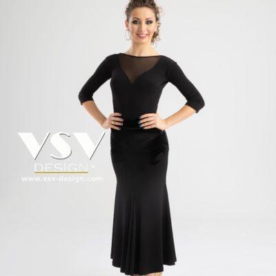 Ballroom skirt #3023