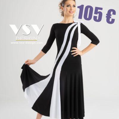 Ballroom dress #3027