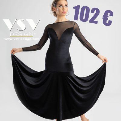Ballroom dress #3029