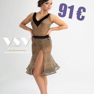 Latin dress #3034