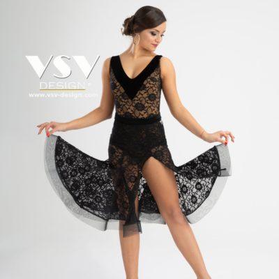 Latin dress #3035