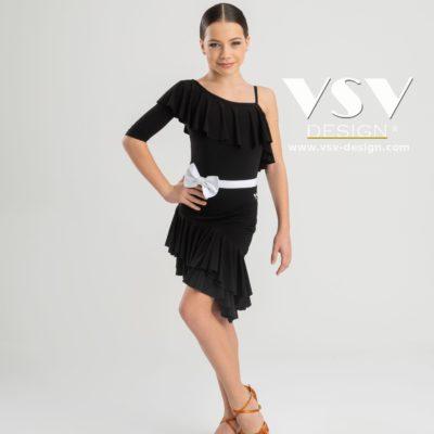 Junior Latin skirt #3047