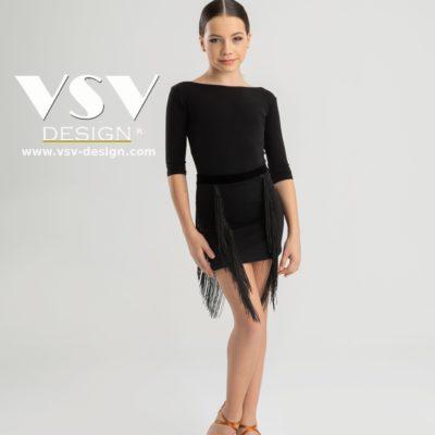 Junior Latin skirt #3049
