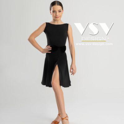 Junior latin skirt #3053
