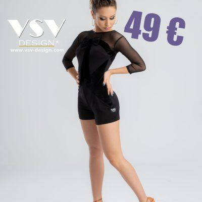 Latin jumpsuit #3060