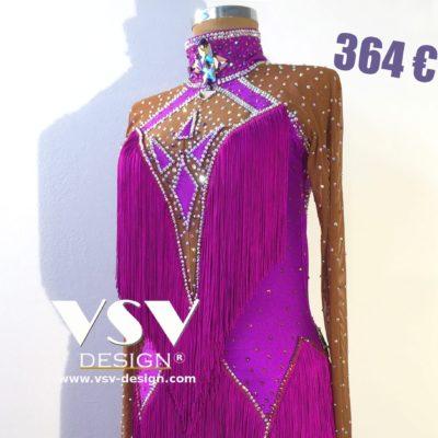 VERONA Latin dress