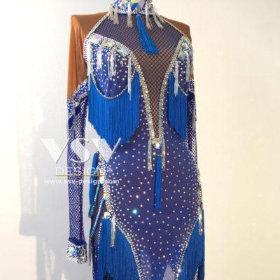 TALLISA Latin Dress