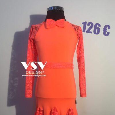 MARTHA Juvenile dress