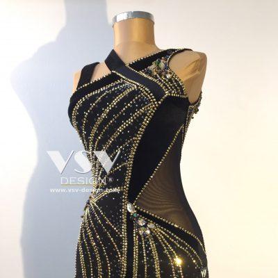 DONATELLA Latin dress
