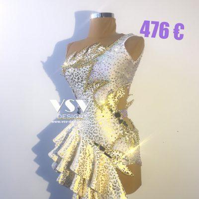 BEYONCE Latin Dress