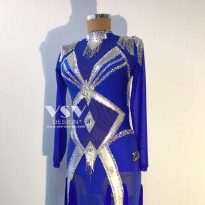 FRANCESCA Latin dress