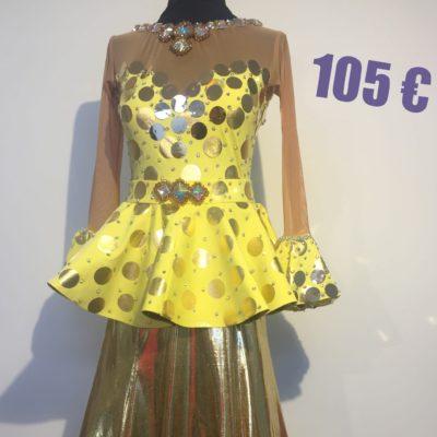JOLENE Ballroom Junior dress
