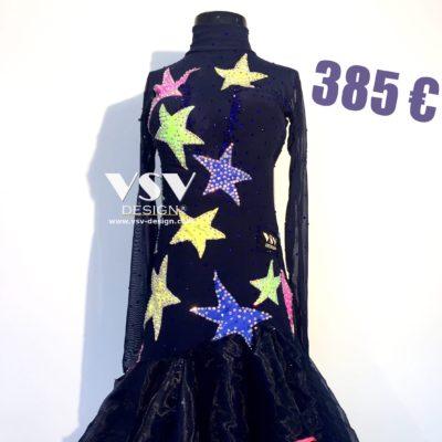 CASSIE Latin Junior dress