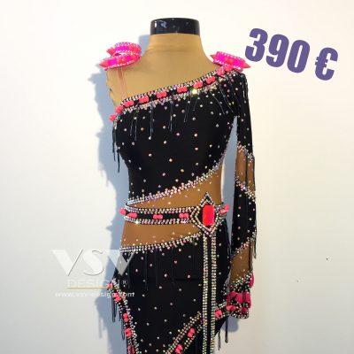 CHELSEA Latin Junior Dress
