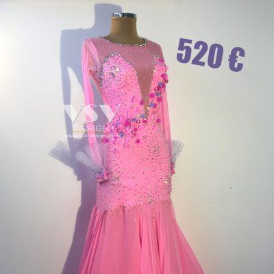 CLEMENCE Ballroom/Smooth Dress