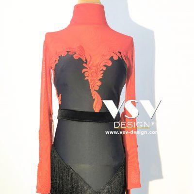 MEGAN Latin Junior Dress