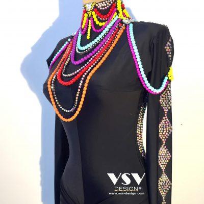 DOMINICA Latin Dress