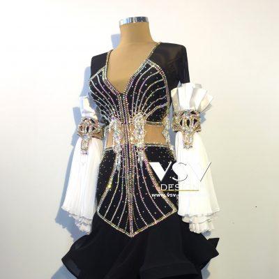 ROBERTA Ballroom Dress